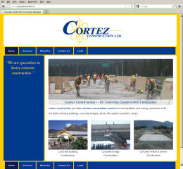 Concrete Construction and Rehabilitation Services