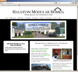 Mobile Homes Kamloops BC