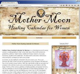 Healing Calendar for Women