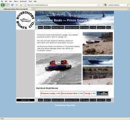 Welded Aluminum Boat Builders Bc